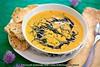 Evil Corn Soup / Corn Smut Soup