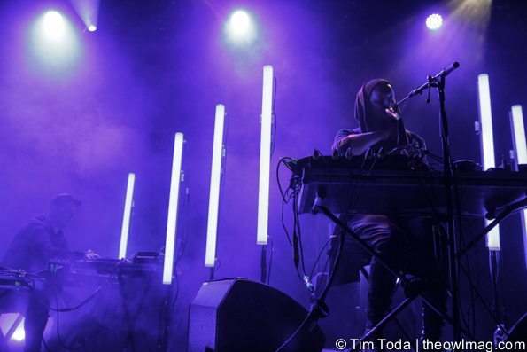 SOHN @ Music Hall of Williamsburg, NYC 10/30/14