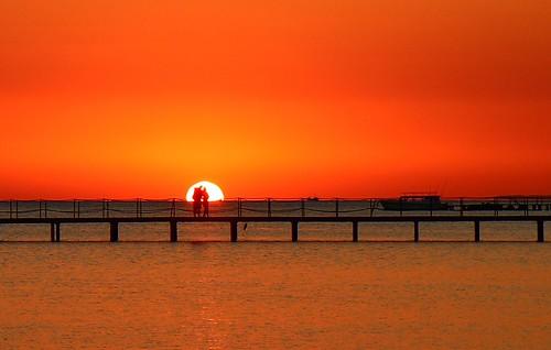 sunrise egypt sonnenaufgang ägypten wernerboehm