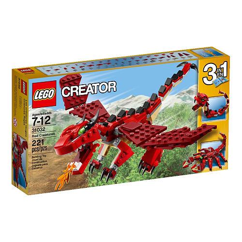 LEGO Creator 31032 Box