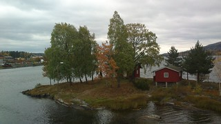 Fra Vikersundbrua