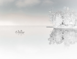 Dreamland,-12-Mile-Lake-before-Sunrise,-Near-Carnarvon,-Ontario,-September-2014_DSC1408