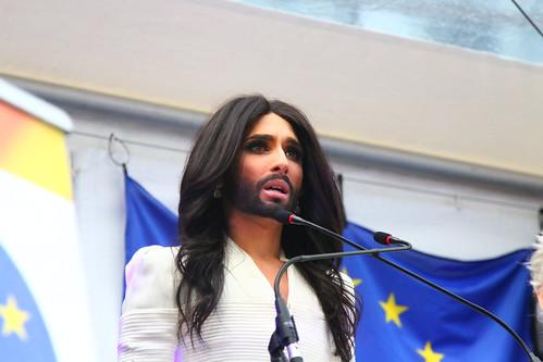 Conchita - The European Voice