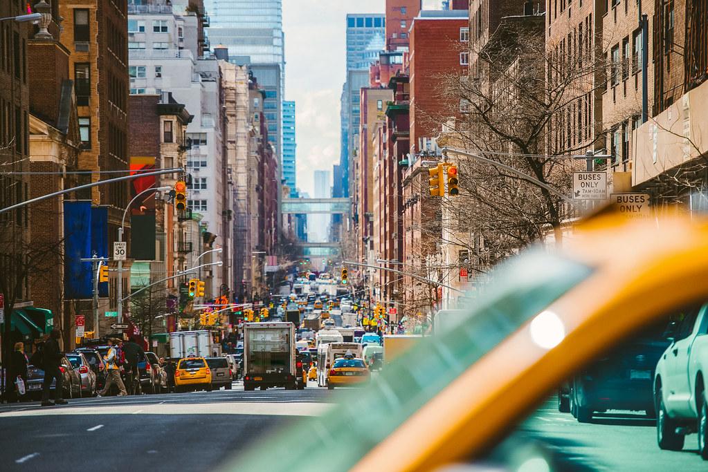 Upper East Side Traffic