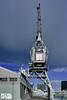 vintage north wharf crane IR 24TS -
