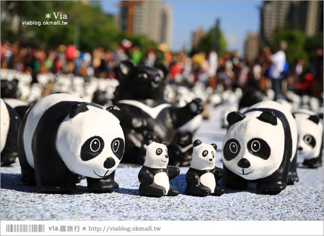 【台中】大都會歌劇院~可愛紙熊貓大軍來襲!台中七期的新亮點!15