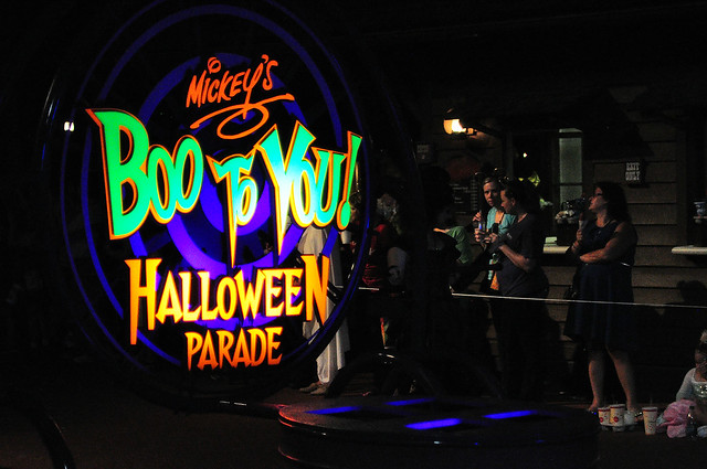 Boo to You! Halloween Parade
