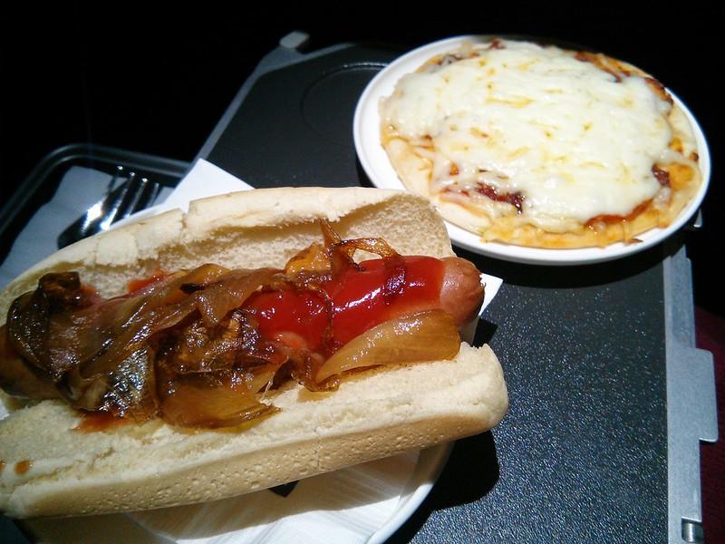 Qantas PEY Snack