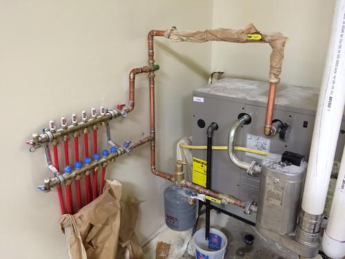 GV90+ Boiler Plumbing Problems | Terry Love Plumbing & Remodel DIY ...