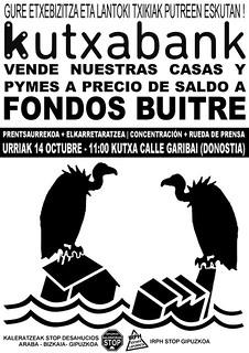 Kutxabank-Fondos Buitres