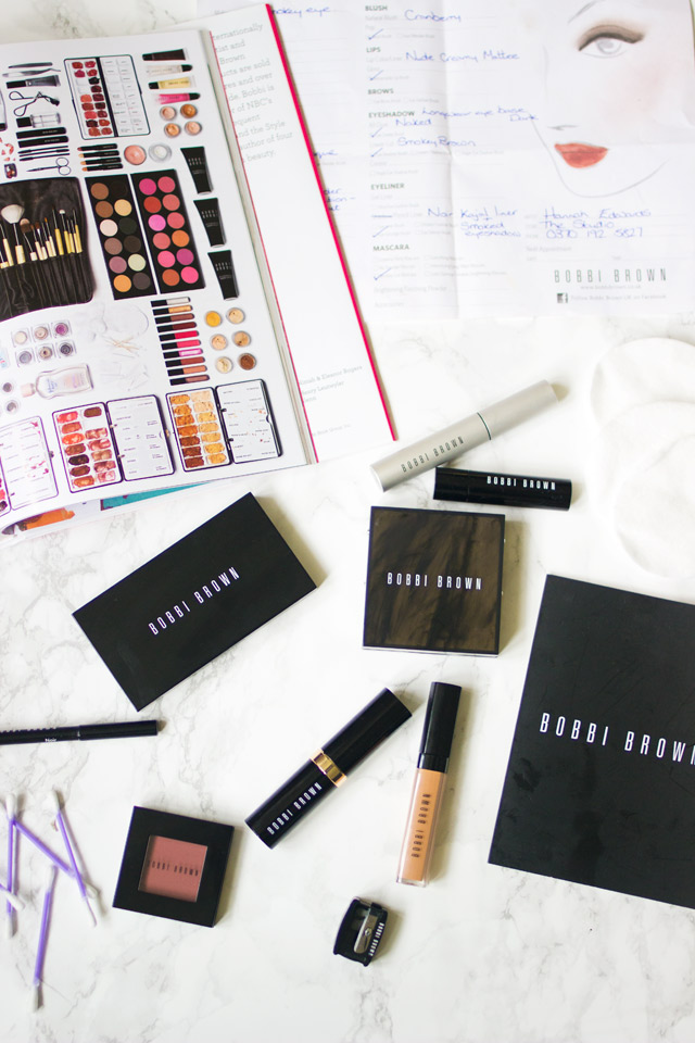 which bobbi brown products should I use