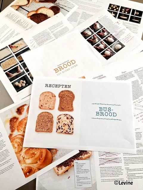 Boek 'Brood uit eigen oven'