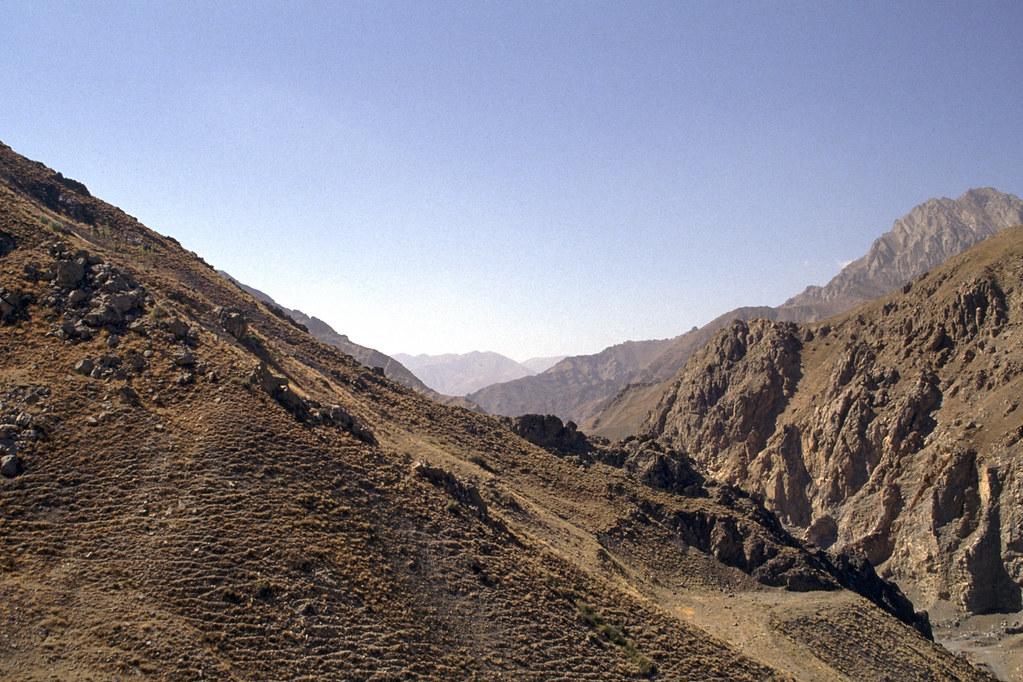 Road trip en Iran - Leçon de géologie sous un soleil de plomb