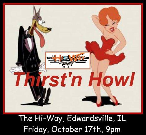 Thirst'n Howl 10-17-14