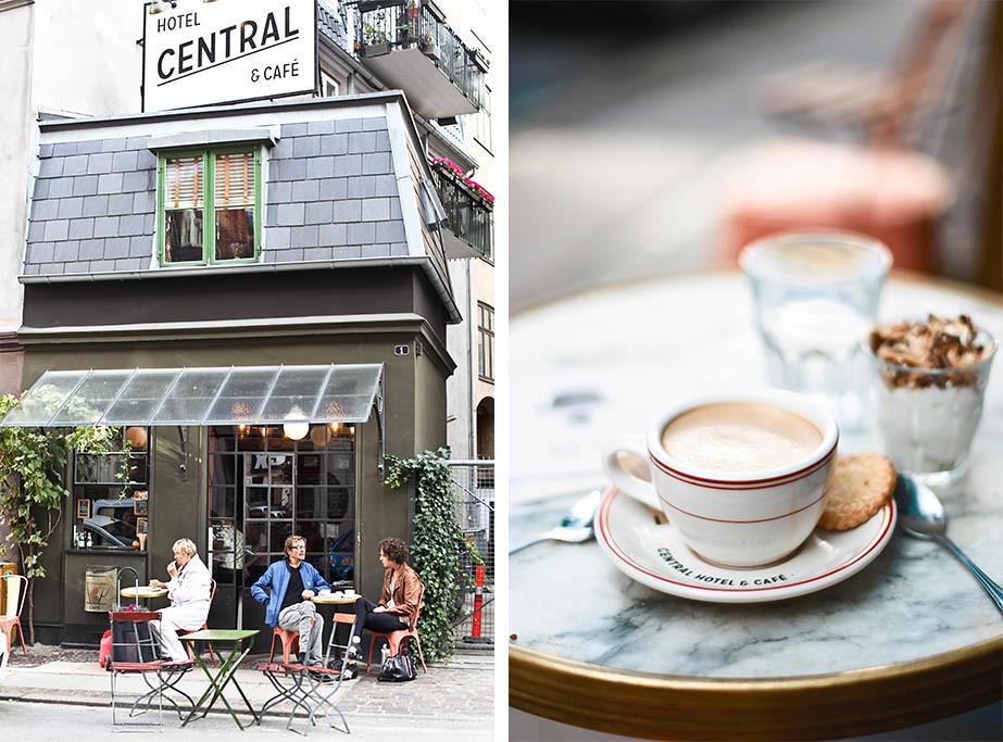 Central Hotel & Cafe Copenhagen