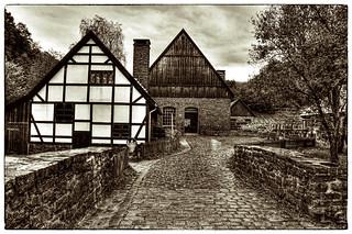 Hagen - Freilichtmuseum Hagen - Beilschmide 06