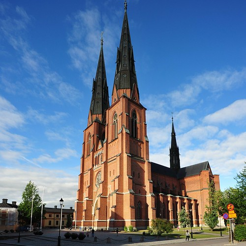 """Uppsala from the book """"The Abyss (1968)"""" by Marguerite Yourcenar"""