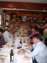 Más mesas y participantes
