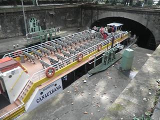 Esclusas en Canal Saint-Martin