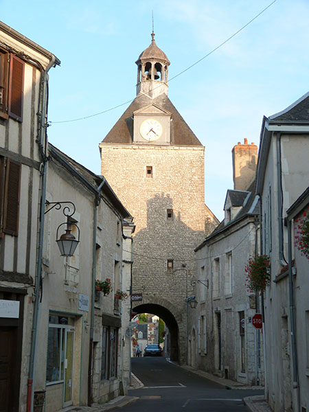 porte beaugency
