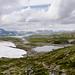 Norway, Hardangervidda.