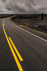 Chain Of Craters Road, Hawaii