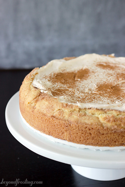 Snickerdoodle Cookie Pie Beyond Frosting