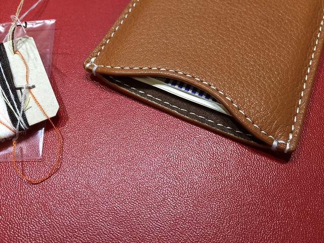 Leica card holder Modify #2
