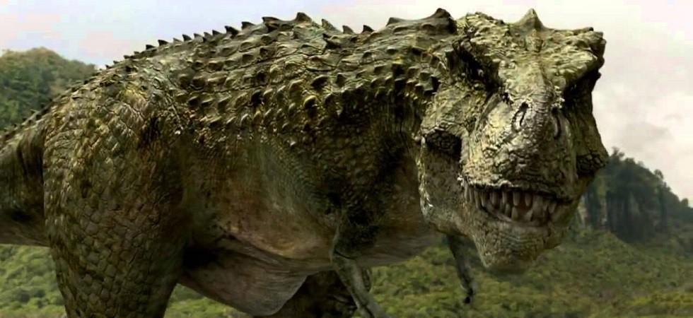 Xem phim Speckles: The Tarbosaurus - Đốm - Vua Của Khủng Long   Jeombaki: Hanbandoeui Gongryong Vietsub