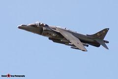 ZD406 - P35 - Royal Air Force - British Aerospace Harrier GR7 - Fairford RIAT 2006 - Steven Gray - CRW_0516