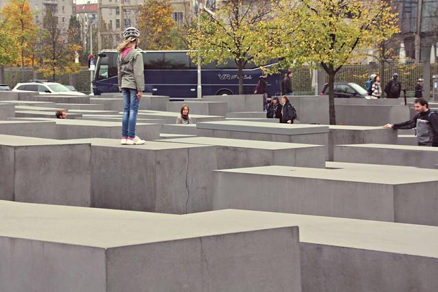 Juutalainen muistomerkki, Berliini