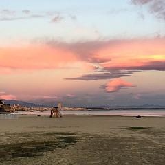 #visioni #mare #spiaggia #cielo #nuvole #tramonto #priorità