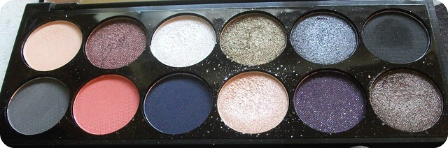 Sleek Showstoppers Palette