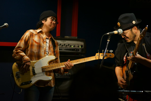 blues live at Blue Heat, Tokyo, 24 Oct 2014. 186