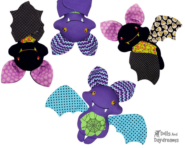 Bat PDF Sewing Pattern