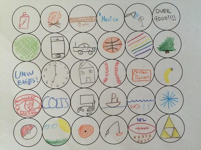 Thirty Circles Challenge!