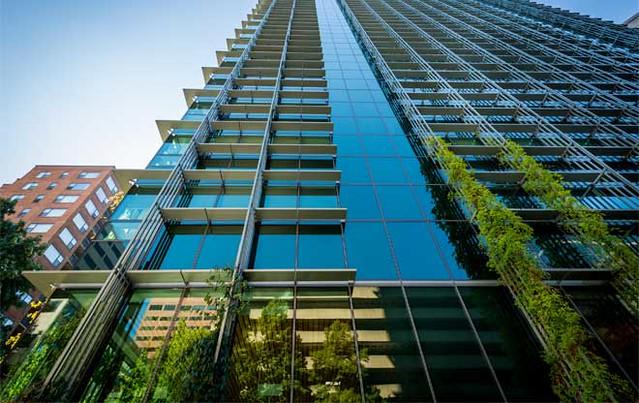 Green-Wyatt Federal Building (by: Bruce Forster, courtesy of ASLA)
