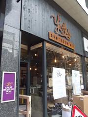Yorks Espresso Bar - Great Western Arcade - Colmore Row