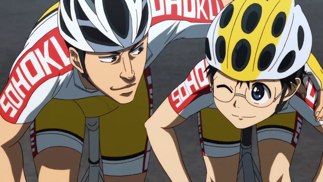 Yowamushi Pedal ep 36 - image 19