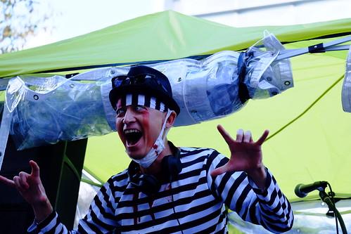 Kawasaki Halloween parade 2014 03
