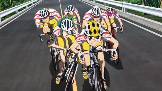 Yowamushi Pedal ep 36 - image 23