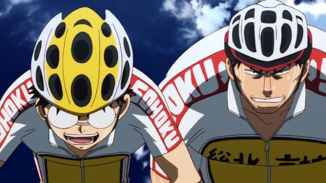 Yowamushi Pedal ep 36 - image 11