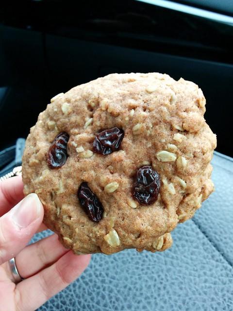 Bye cookie!
