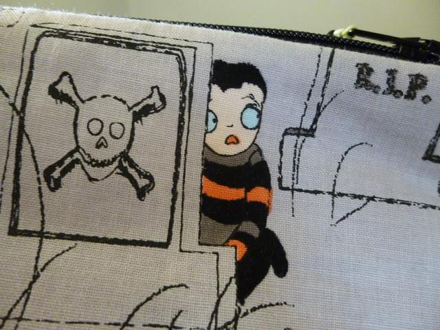 zombie Hallowe'en socks (7)