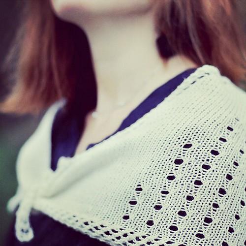Dettagli di uno scialle :) Details of a shawl:) Piccarda's Shawl:)