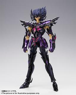 聖闘士聖衣神話EX 巨蟹座 迪斯馬斯克 (冥衣)