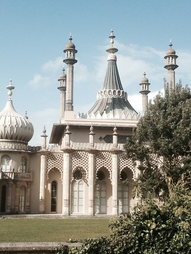 Brighton The Royal Pavilion 091014