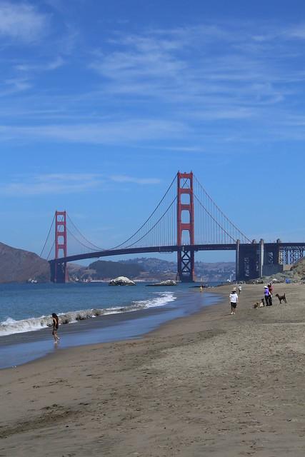 The Golden Gate, San Francisco, California.