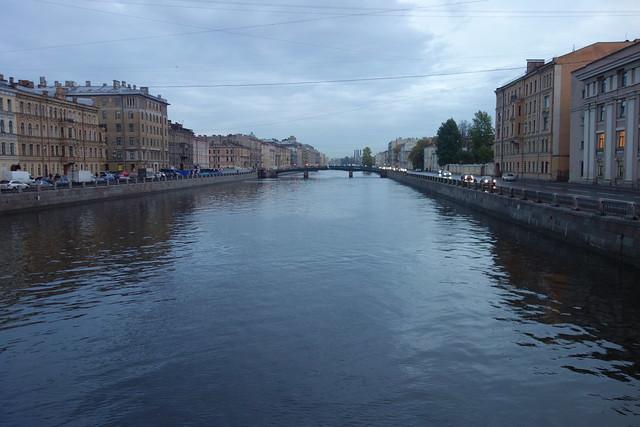 545 - Paseo por San Petersburgo