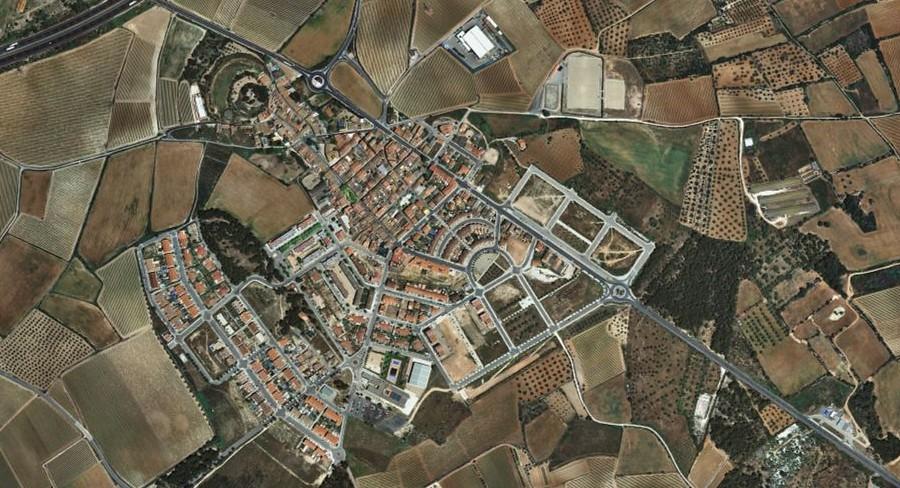 banyeres del penedés, tarragona, baths of the givethpenis, después, urbanismo, planeamiento, urbano, desastre, urbanístico, construcción, rotondas, carretera